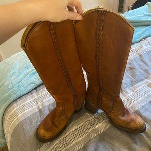 Vintage 70s boots